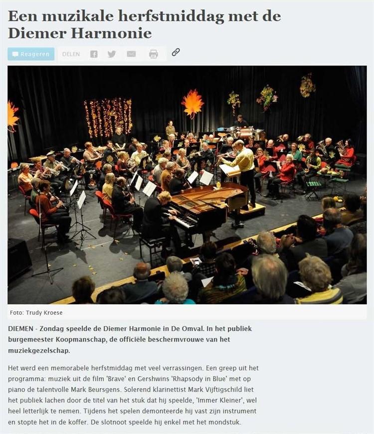 2014-11-16_muzikale herfstmiddag Diemer Harmonie